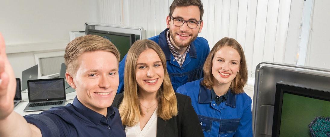 Bachelor of Engineering Fachrichtung Maschinenbau (m/w/d)
