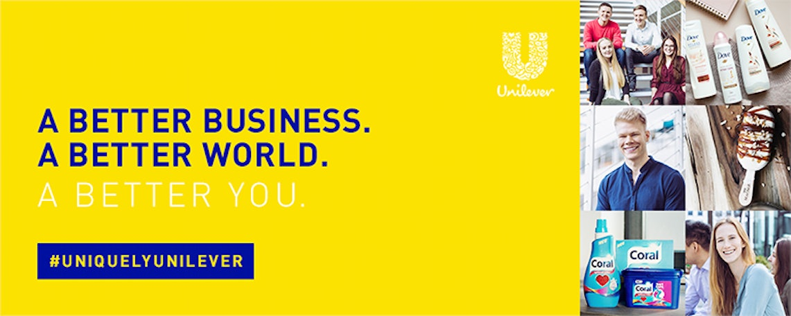 Unilever Future Leaders Programme – Supply Chain Management