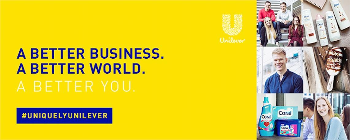 Unilever Future Leaders Programme – Customer Development (Sales)