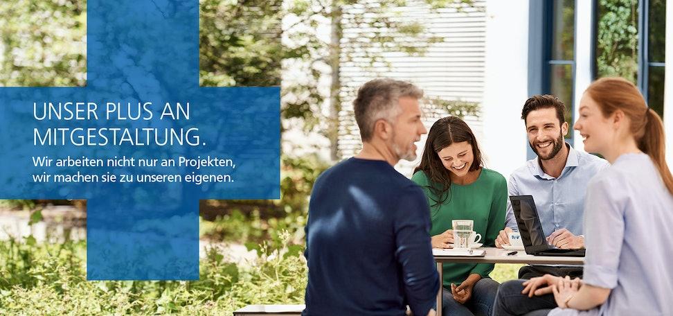 Trainee (m/w/d) Vertriebsunterstützung / Produkt- und Konzeptentwicklung / Kommunikation – Krankenversicherung