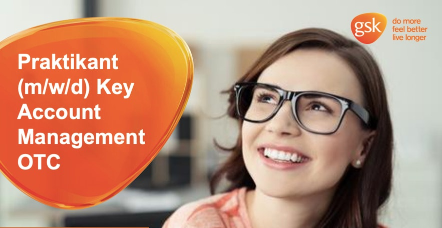 Praktikant Key Account Management OTC (m/w/divers)