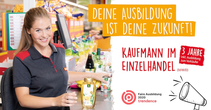 Kaufmann im Einzelhandel (m/w/d)