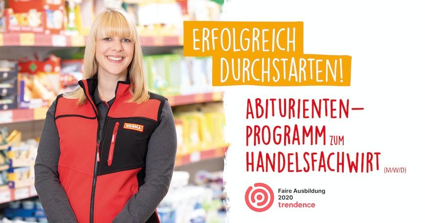 Abiturientenprogramm zum Handelsfachwirt (m/w/d)