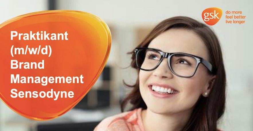 Praktikant (m/w/d) Brand Management Sensodyne