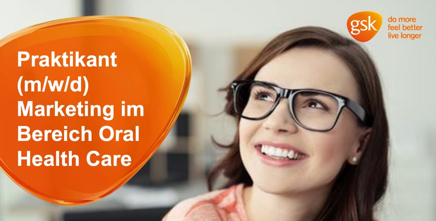 Praktikant (m/w/d) Marketing im Bereich Oral Health Care