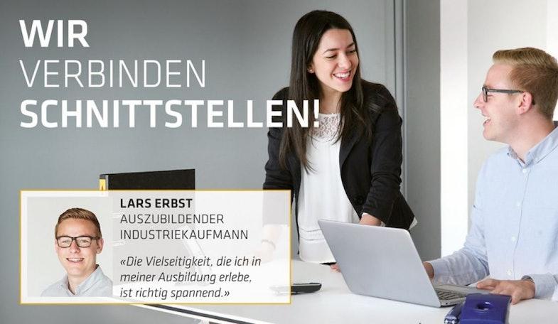 Ausbildung Industriekaufmann/frau (m/w/d)