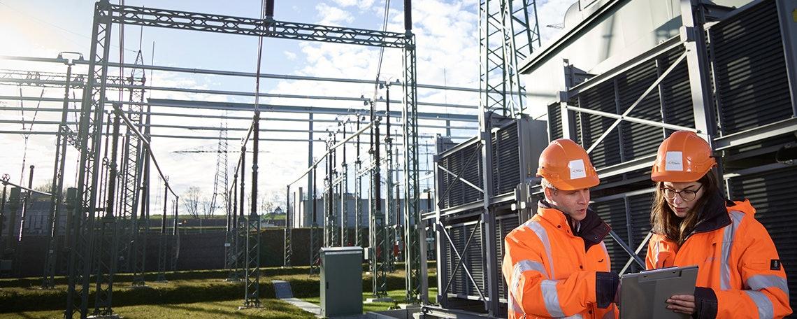 Monitoring Hochspannungskabel – Ingenieurin für Elektrotechnik / Nachrichtentechnik (w/m/d)