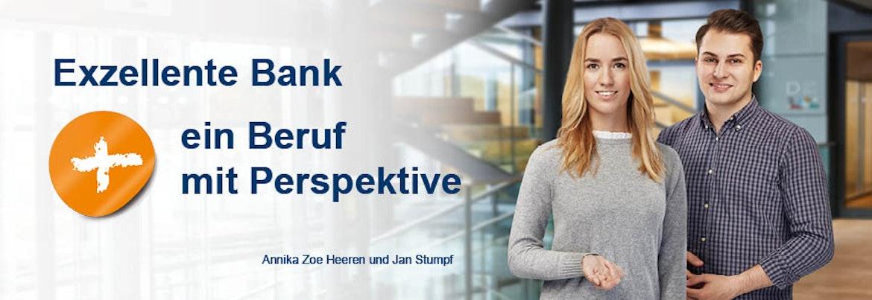 Ausbildung zur Bankkauffrau oder zum Bankkaufmann