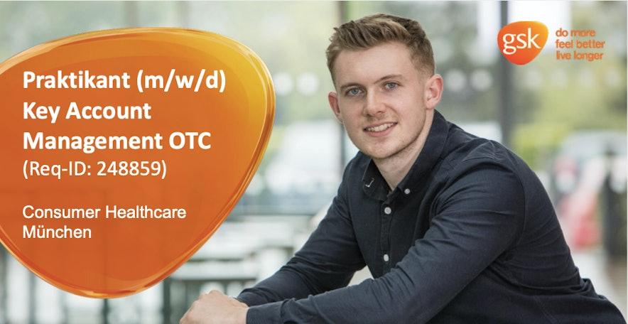 Praktikant (m/w/d) Key Account Management OTC
