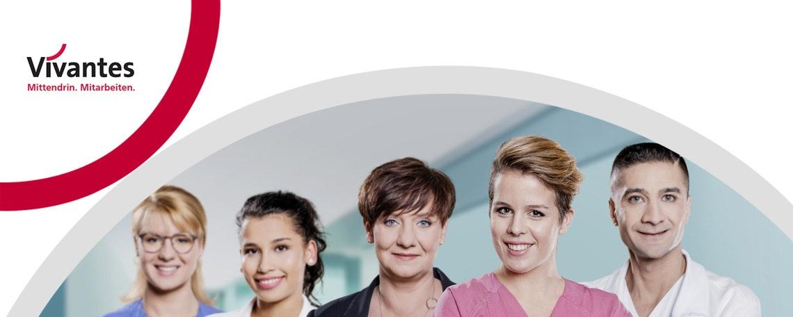 Auszubildende/r für die Ausbildung als Pflegefachfrau / Pflegefachmann / Pflegefachkraft (ehemals Kranken-, Kinder- und Altenpflegeausbildung) zum 1.4.2021 (m/w/d) mit dem Praxisschwerpunkt Altenpflege in der Vivantes Forum für Senioren GmbH