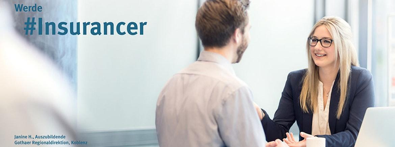 Ausbildung im (Partner-)Vertrieb zum Kaufmann (m/w/d) für Versicherungen und Finanzen