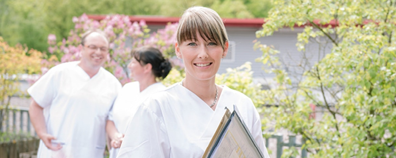 Ausbildungsplatz zur Pflegefachkraft (w/m/d) in Vollzeit