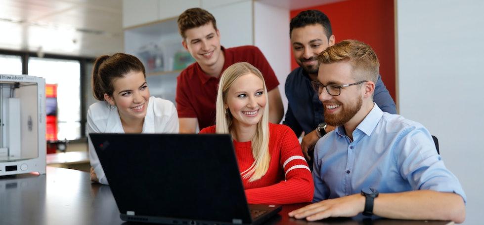 Praktikant (m/w/d) im Bereich Employee Relations / international Human Resources in Düsseldorf