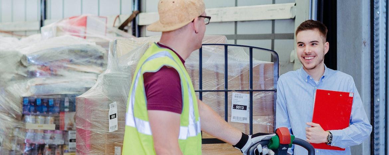 Ausbildung zum Kaufmann für Spedition- und Logistikdienstleistungen (m/w/d)