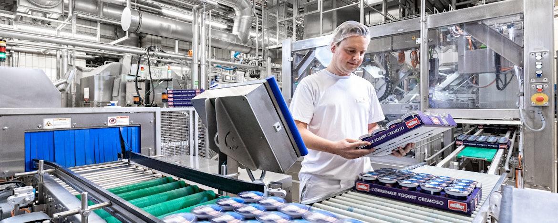 Ausbildung zum Maschinen- und Anlagenführer Lebensmitteltechnik (m/w/d)