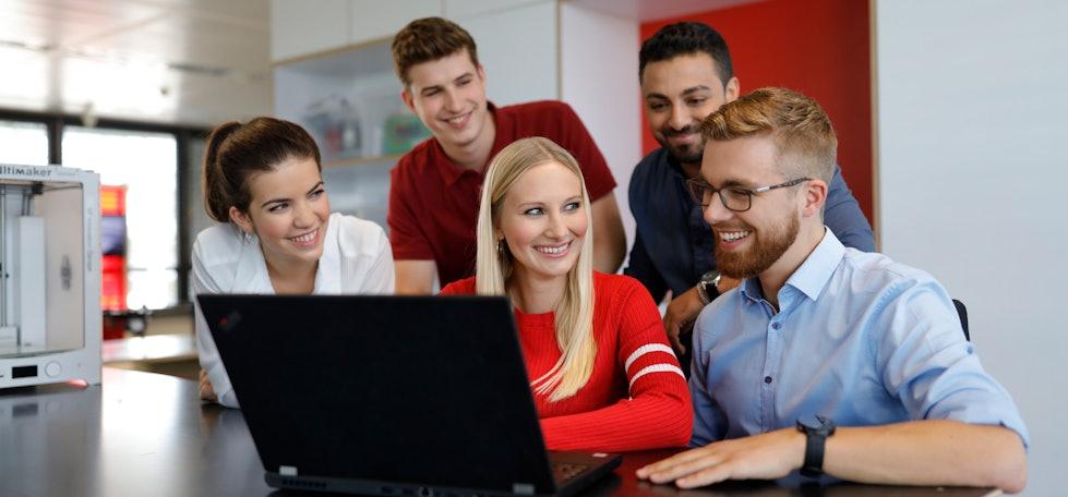 Praktikant (m/w/d) im Bereich Enterprise Indirect Sales/Enterprise Partner in München