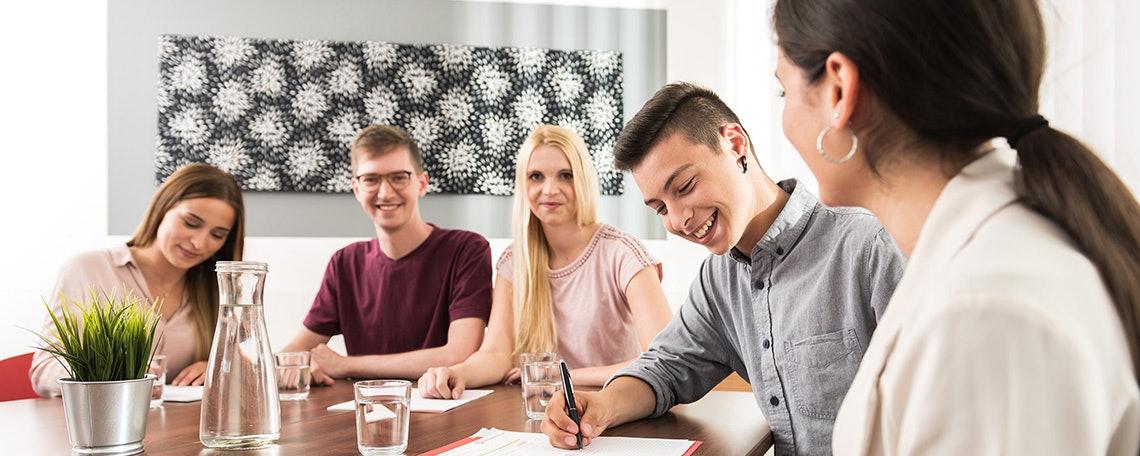 Ausbildung zur/zum Fachangestellten (w/m/d) für Arbeitsmarktdienstleistungen