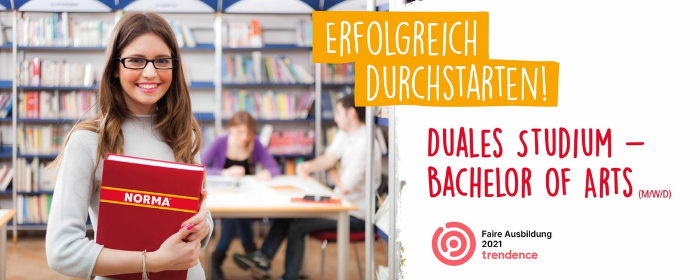 Bachelor of Arts - BWL mit Studienrichtung Warenwirtschaft & Logistik (m/w/d)