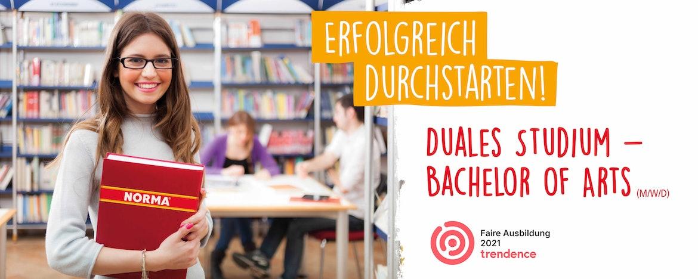Bachelor of Arts - BWL mit Studienrichtung Handel (m/w/d)