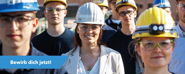 Ausbildung zum Bergbautechnologen Fachrichtung Tiefbautechnik (m/w/d)