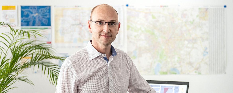 Mitarbeiter (m/w/d) Verkehrs- und Angebotsplaner