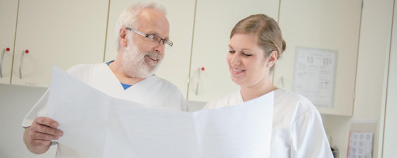 Auszubildende Gesundheits- und Krankenpflegehelfer m/w/d