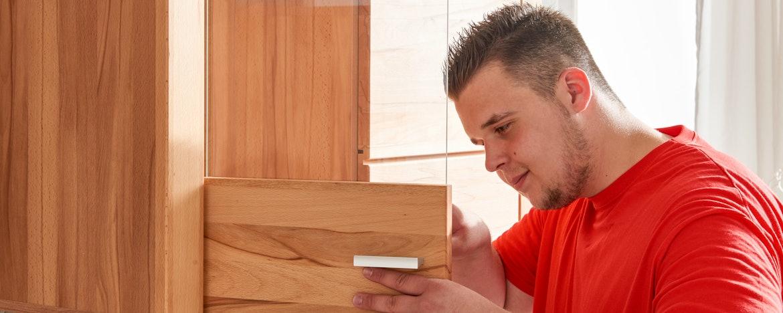 Fachkraft für Möbel-, Küchen- und Umzugsservice (m/w/d)