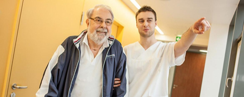 Auszubildende Gesundheits- und Krankenpflegehelfer m/w/d in Vollzeit