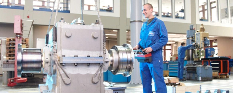 Ausbildung zum Industriemechaniker 2022 (m/w/d)