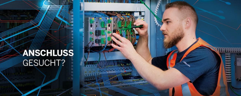 Ausbildung zum Elektroanlagenmonteur (m/w/d)