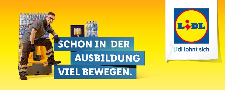 Ausbildung Fachkraft für Lagerlogistik 08.2022 (m/w/d)
