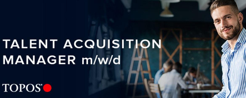 Talent Acquisition Manager (m/w/d)