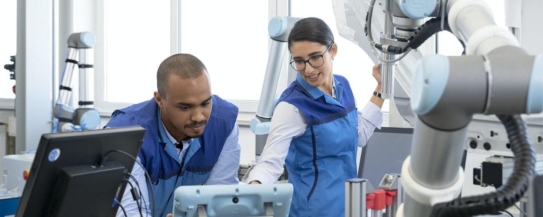 Trainee Smart Production, Logistics & Industry 4.0 (f/m/x)