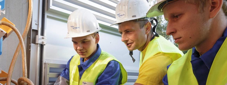 Anlagenmechaniker/-in Fachrichtung Rohrsystemtechnik