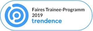 """Auszeichnung """"Faires Trainee-Programm"""""""