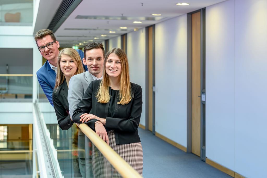 Trainees Versicherungskammer Bayern