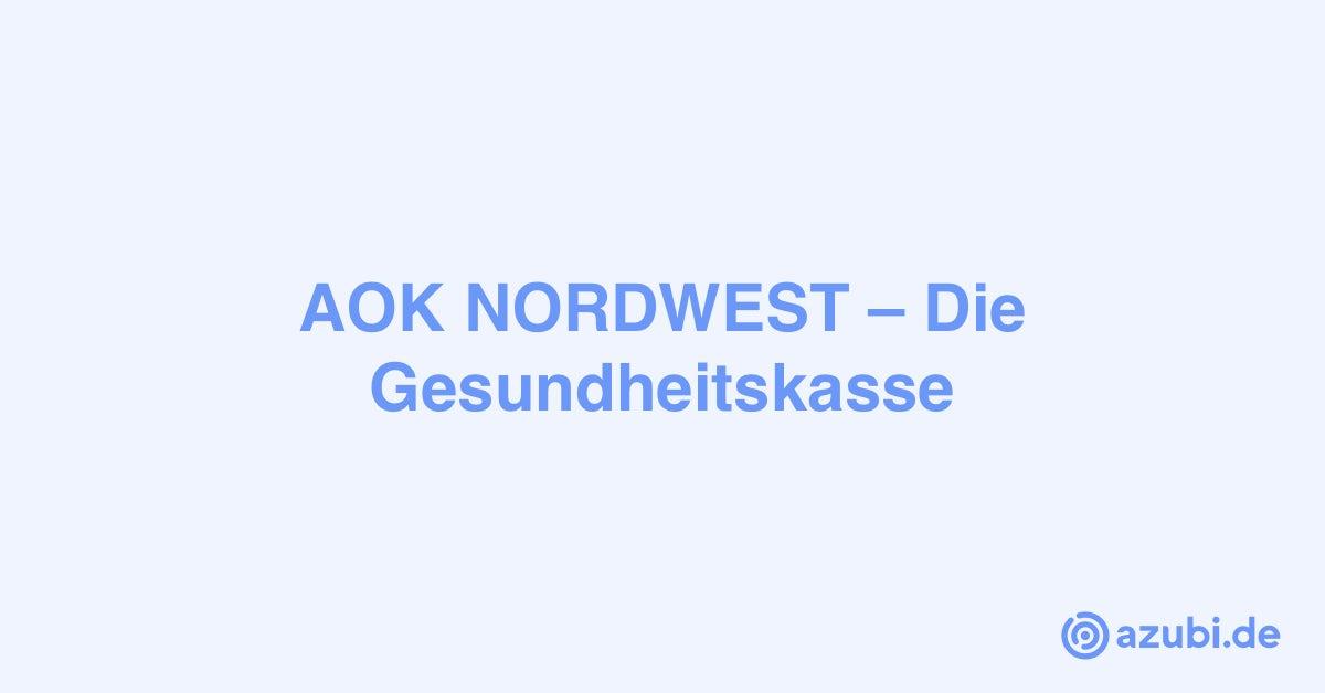 aok nordwest - kundencenter lüdenscheid lüdenscheid