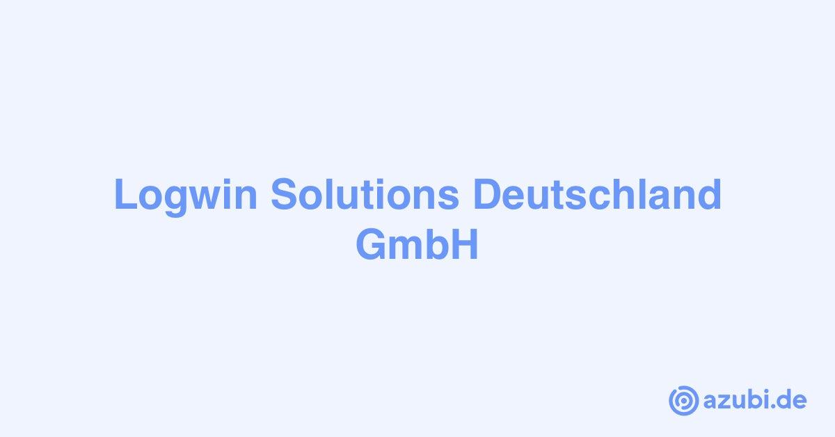 Logwin solutions deutschland gmbh