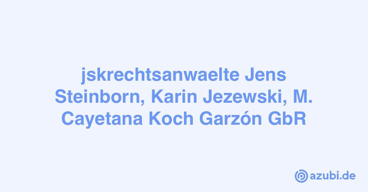 Ausbildungsstellen 2021 Köln