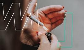 Rauchen am Arbeitsplatz: Das sagt das Gesetz.