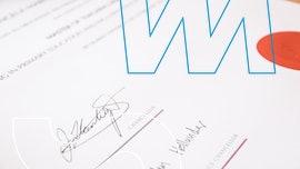 Recht: Befristeter Arbeitsvertrag für ein Trainee.