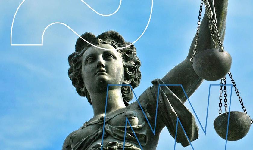 Jura studieren: Ein klarer Fall von Erfolgsdurst.