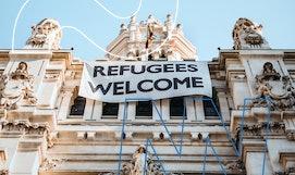 Refugees welcome: Unternehmen stellen Flüchtlinge als Praktikanten ein.