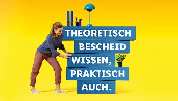 Bye bye Theorie – Hallo Arbeitsalltag!