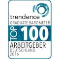 Trendence – Top Arbeitgeber 2016