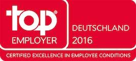 Top Arbeitgeber 2016
