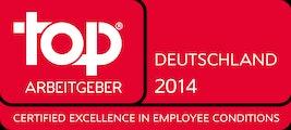 Top Arbeitgeber 2014