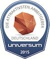 Die attraktivsten Arbeitgeber - 2015 - Universum