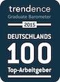 trendence Graduate Barometer 2015 Deutschlands 100 Top-Arbeitgeber