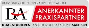 Anerkannter Praxispartner - Dual Studieren an der Berufsakademie Sachsen